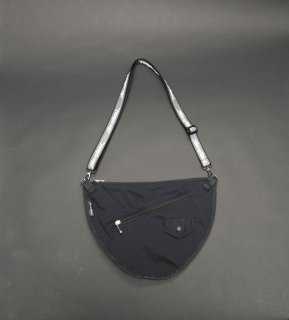 TEARS OF SWAN-ZIP NYLON BUMFLAP