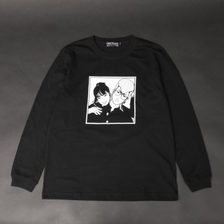 FAB'76×KYNE-LONG VACATION LONG SLEEVE T SHIRTS
