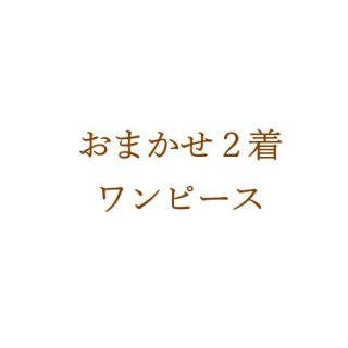 <img class='new_mark_img1' src='https://img.shop-pro.jp/img/new/icons24.gif' style='border:none;display:inline;margin:0px;padding:0px;width:auto;' />【サイズオーダー】おまかせ2着*ワンピース