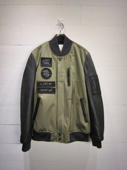 size 40 5455f b0897 NIKE Lab×Mo Wax Destroyer Jacket Olive×Black - Laid back(レイド ...