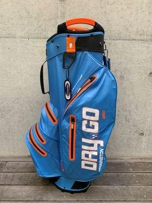 BENNINGTON GOLF  カートバッグ DRY GO コバルト/ オレンジ