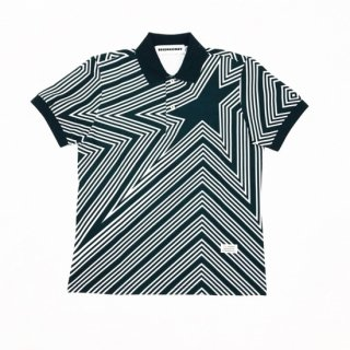 <MEN> Startribal polo / BLACK