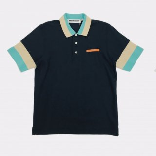 <MEN> Lynyrd polo / NAVY