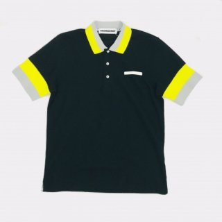 <MEN> Lynyrd polo / BLACK