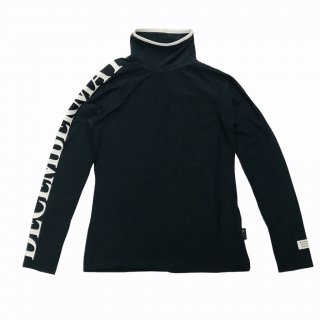 <MEN> Francis Knit Polo / BLACK