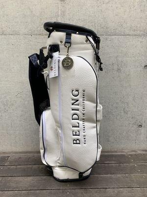 BELDINGサンバード2.0スタンドバッグ ホワイト