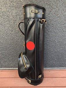 木の庄帆布 CLUBER BASE JPN カートバッグ 1964 ブラック