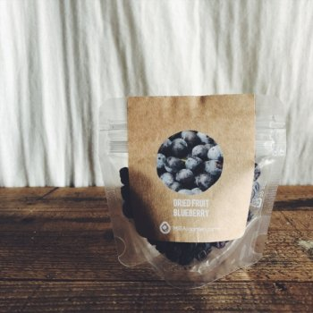 DRIED FRUIT BLUEBERRY
