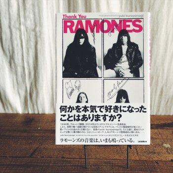 『Thank You RAMONES』 yuki kuroyanagi