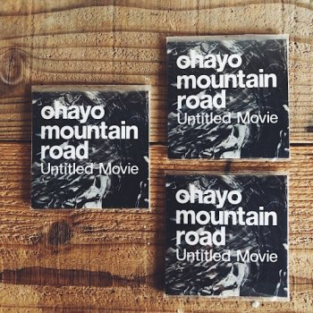 OHAYO MOUNTAIN ROAD / Untitled movie (8cm CD)