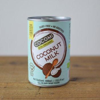 有機ココナッツミルク 400ml