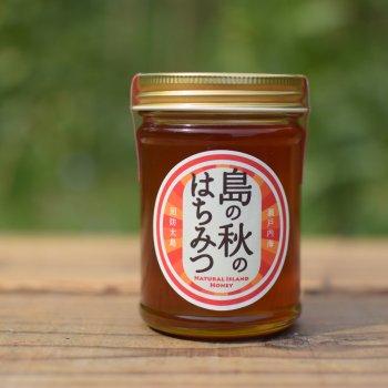【希少】周防大島 島の秋のはちみつ