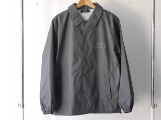 <img class='new_mark_img1' src='//img.shop-pro.jp/img/new/icons50.gif' style='border:none;display:inline;margin:0px;padding:0px;width:auto;' />MAGIC CIRCLE COACH JACKET(GREY/REFLECTOR) -DIASPORA SKATEBOARDS- 16S/S