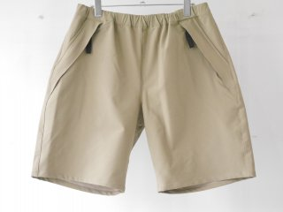 EQ-T-SHORTS(BEIGE)