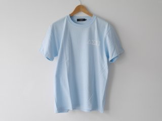 Magic Circle TEE(Light Blue/White)