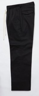 WIDE WILD PANTS(BLACK)
