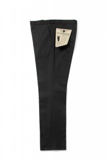 SLACKS FOR SKATEBORDING COTTON SATIN(BLACK)