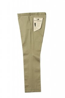 SLACKS FOR SKATEBORDING COTTON SATIN(KHAKI)