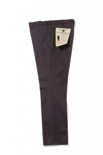 SLACKS FOR SKATEBORDING COTTON SATIN(NAVYI)