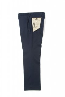 SLACKS FOR SKATEBORDING POLYESTER FABRIC(NAVY)