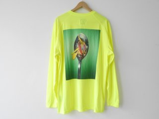 L/S T-SHIRT(YELLOW)