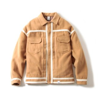 TYPE B3 2ND JACKET(CAMEL)