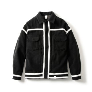 TYPE B3 2ND JACKET(BLACK)