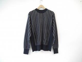 STRIPES(NAVY×WHITE)