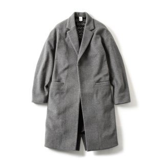 DROP SHOULDER 1B COAT(L.GREY)