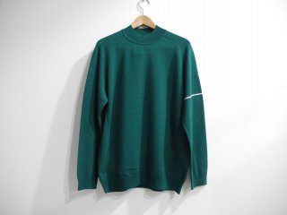 TURTLENECK KNIT(GREEN)