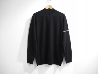 TURTLENECK KNIT(BLACK)