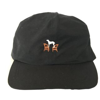 DIASPORA/NO ROLL DOC BASEBALL CAP (BLACK)