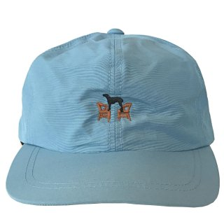 DIASPORA/NO ROLL DOC BASEBALL CAP (BLUE)