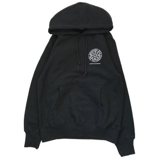 SMALL MAGIC CIRCLE HOODED SWEAT (BLACK)