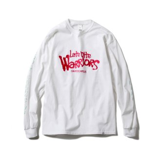 NIGHTMARE LS T(WHITE)