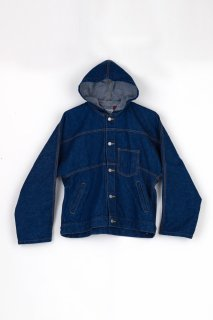JEANS PG3 JACKET(BLUE)