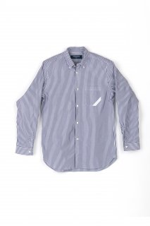 SOUP SHIRTS STRIPE(NAVY)