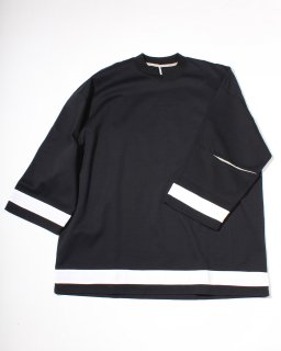 BENCH HOCKEY TEE(NAVY)