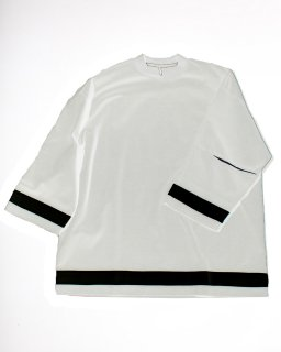 BENCH HOCKEY TEE(WHITE)