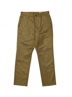 RELAX FIT WORK PANT(OLIVE)