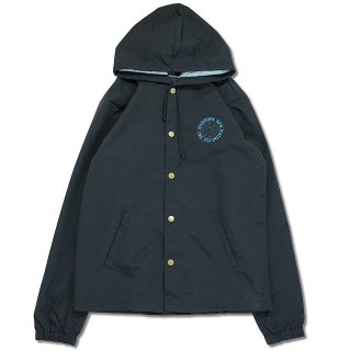 GI MAGIC CIRCLE WATER RESIDENT HOODED JKT(BLACK)