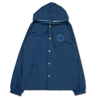 GI MAGIC CIRCLE WATER RESIDENT HOODED JKT(NAVY)