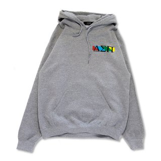 LJJ MC HOODED SWEAT(GRAY)