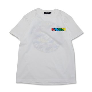 LJJ MAGIC CIRCLE TEE (WHITE)
