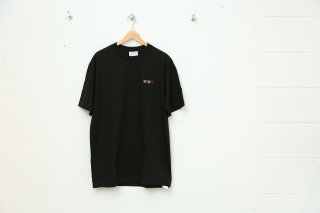 TECH AD TEE(BLACK)