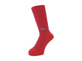 <img class='new_mark_img1' src='//img.shop-pro.jp/img/new/icons5.gif' style='border:none;display:inline;margin:0px;padding:0px;width:auto;' />WHIMSY SOCKS 40/1 EMJAY SOCKS(RED)