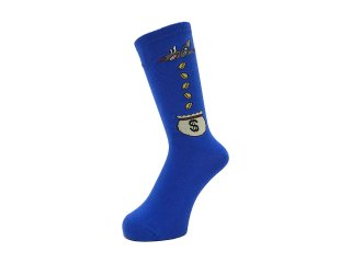 <img class='new_mark_img1' src='//img.shop-pro.jp/img/new/icons5.gif' style='border:none;display:inline;margin:0px;padding:0px;width:auto;' />WHIMSY SOCKS 32/1 MONEY RAIDERS SOCKS(ROYAL)