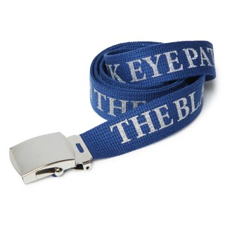 LOGO BELT(NAVY)