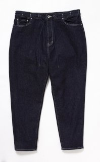 LOOP DENIM PANTS(INDIGO)