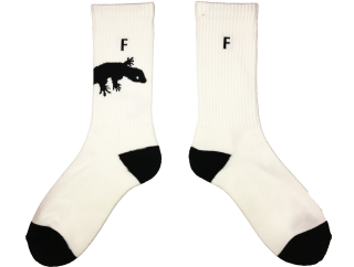 RIZARD SOX(WHITE)